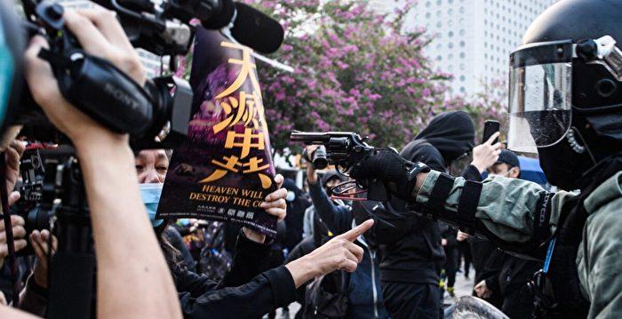 自由之家:國安法計劃或摧毀香港自由