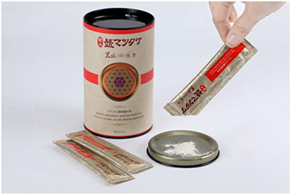 姬松茸(岩出101株)®益生菌複合酵素粉