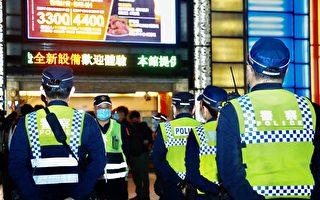 台中八大实名制首夜    警方稽查134处未开罚