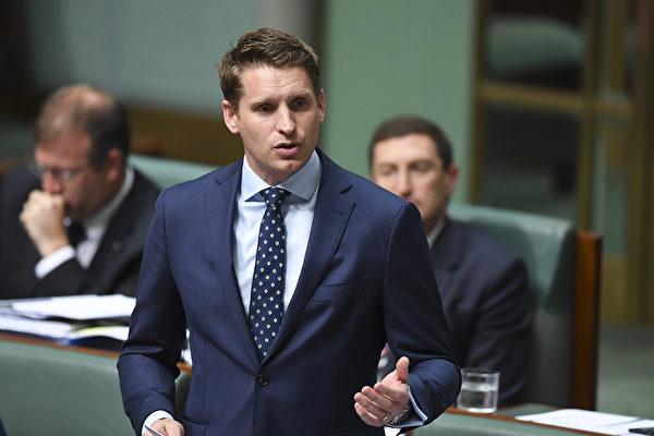 自由黨聯邦議員Andrew Hastie警告說,疫情反映出澳洲面對來自海外政權的脅迫時,在戰略上顯得如此脆弱。(AAP)