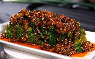 【罗厨寻味】豆豉鲮鱼油麦菜