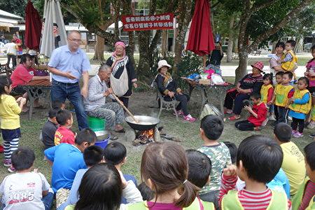 台東廣原國小以跨域課程設計獲台東教學卓越獎初選代表權。