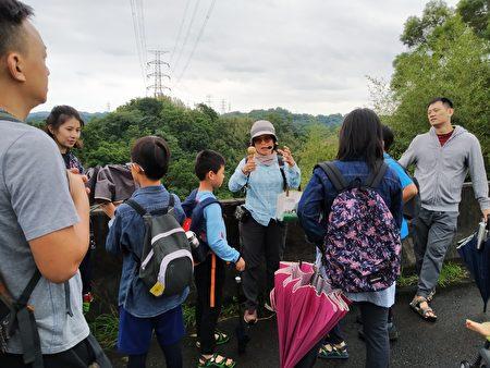 宝二水库环境教育推广活动。