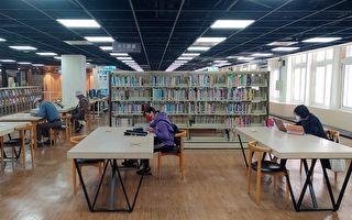 嘉义市图书馆加强防疫  采梅花座及提早休馆