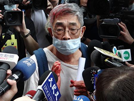 香港铜锣湾书店店长林荣基几乎每天都到同一间店消费,他认为犯嫌事先观察过他的日常作息后埋伏犯案。