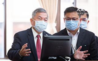 投五千万 台经长:呼吸器国家队初步成型