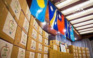 8萬片口罩贈4友邦 外交部:台灣能幫忙也正在幫忙