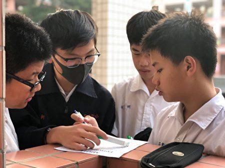 運用108課綱的素養導向教學下,全校學生均可透過彈性課程,發想及研究各式科學主題。