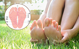 """脚掌是身体""""第二个心脏"""" 刺激足部的4大益处"""