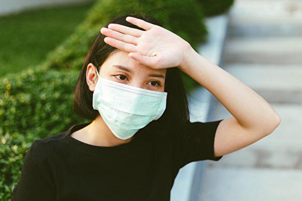 除了中共肺炎,有哪些疾病会导致发烧,该如何应对?(Shutterstock)
