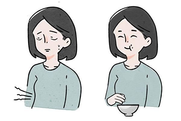 飯後1小時內或空腹時請勿進行足浴。(幸福文化提供)