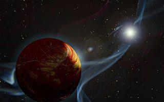 科学家首次测到红矮星上的极光