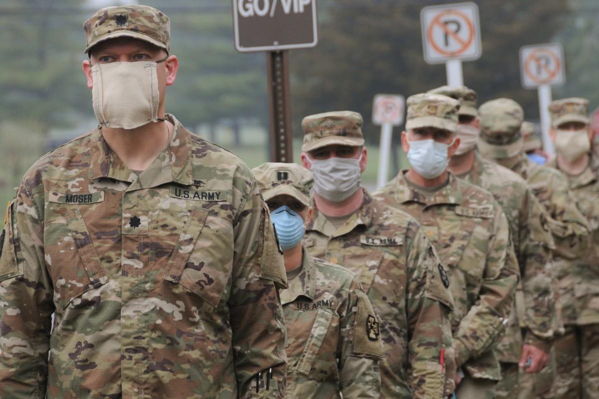 美國陸軍助抗疫 將部署十五支醫療隊至疫區