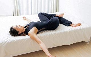 早晨躺着做1分钟零位训练 和疲劳酸痛说掰掰