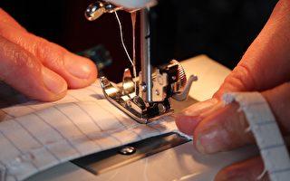 澳急缺手术服 业余缝纫工出手相助