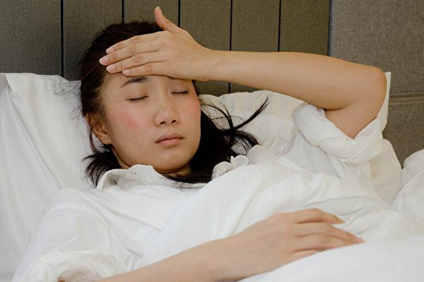 有哪些疾病会导致发烧,该如何应对?(Shutterstock)