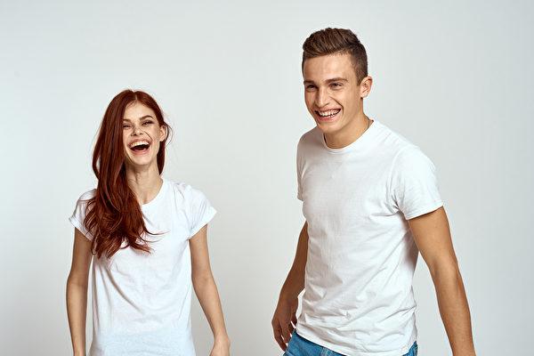 T-shirt,夫妻,青春