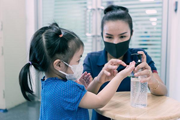 父母應留意小孩的個人衛生習慣是否有落實。(Shutterstock)