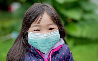 儿童感染中共肺炎后,多为轻症或无症状,容易不自觉的传染给他人。(Shutterstock)