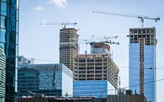 多伦多房市侧影:建筑起重机数量居北美最多