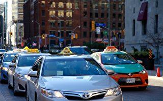 疫期客人少 多伦多出租车生意惨淡