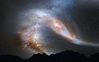 天文学家首次亲眼目睹遥远星系在迅速死亡