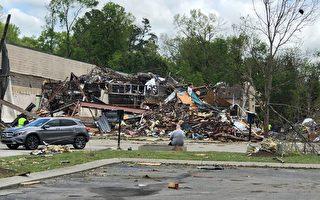 致命龙卷风袭击田纳西  150建筑被毁