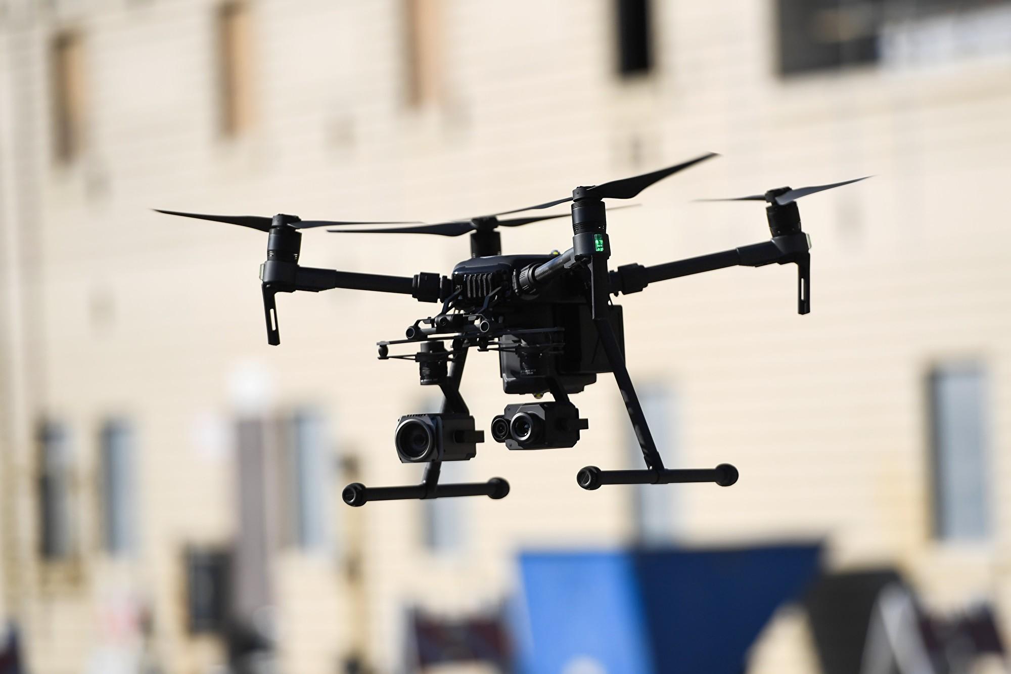 大疆無人機具國安風險 美議員:司法部應禁飛