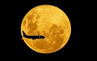 本週「花月」登場 今年最後一個超級月亮