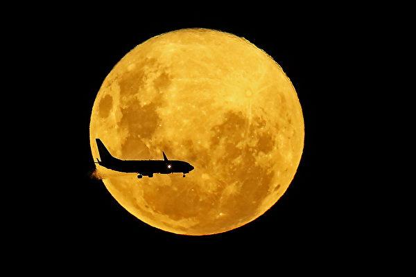"""本周""""花月""""登场 今年最后一个超级月亮"""