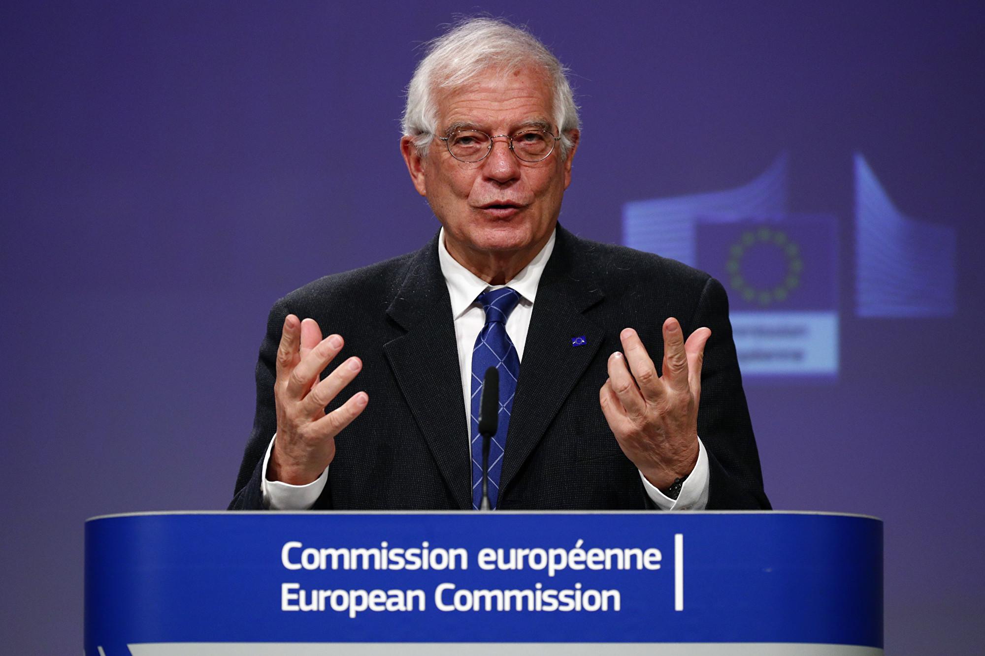 歐盟高官:歐盟不會再屈從於中共審查制度