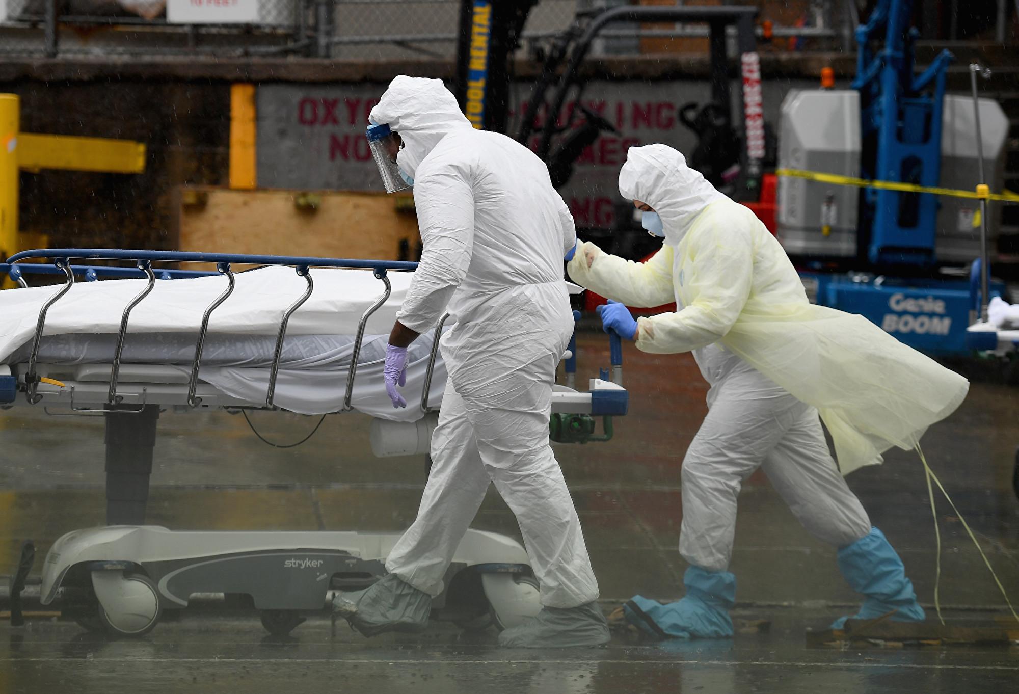 投資經理:中共病毒對美國經濟打擊最大