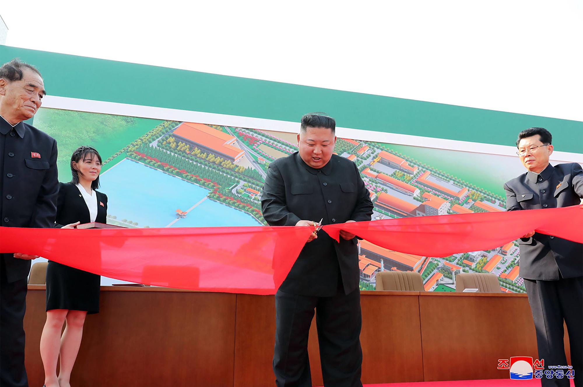 金正恩五一露面 洩漏北韓面臨兩大危機