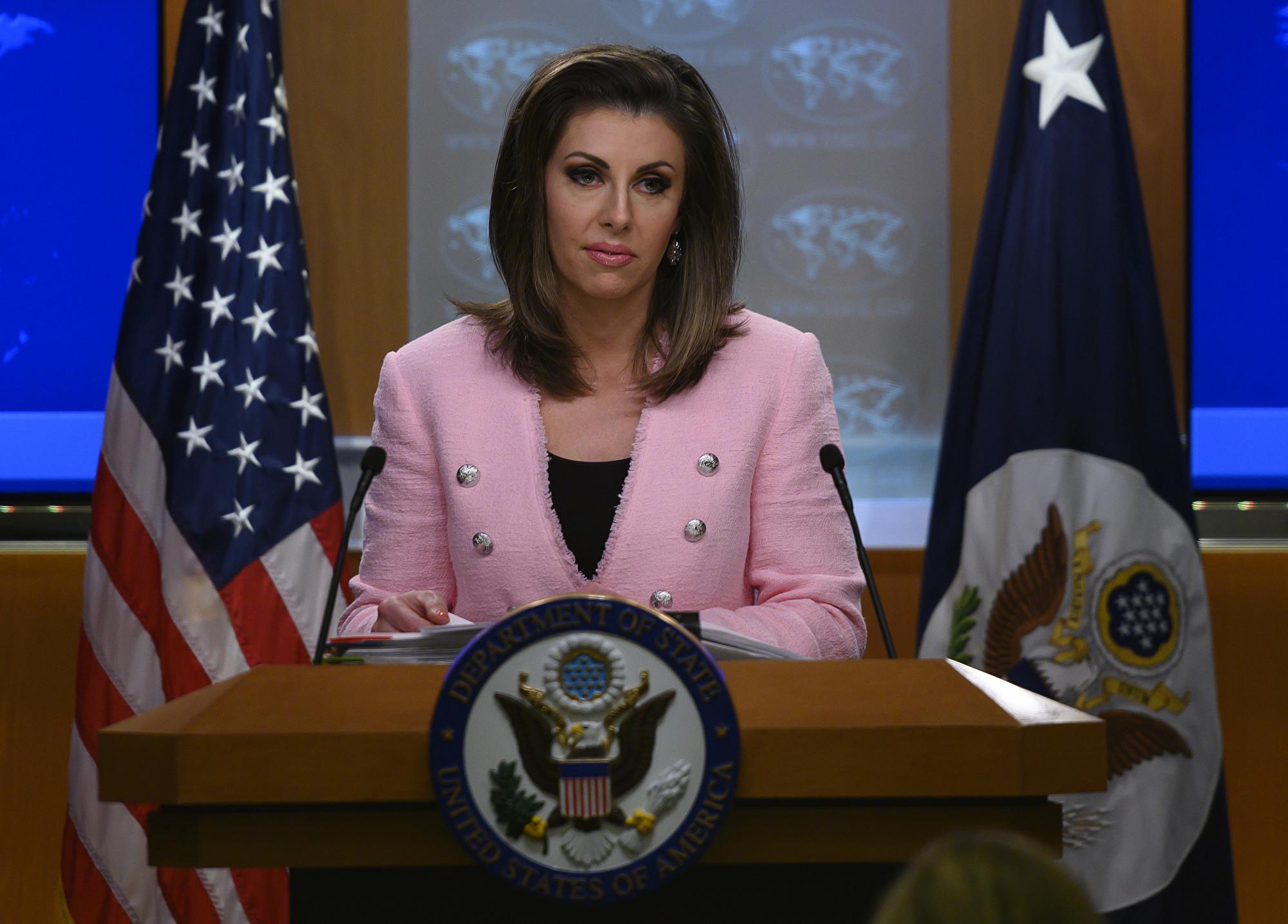 美國務院發言人:特朗普政府有能力對抗中共