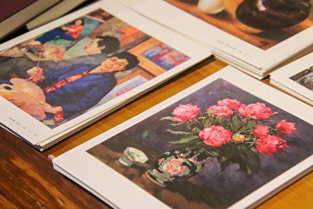 中央大學「一門三代The Art Family聯展」,吳麟若一家是近代藝術史上的佳話。