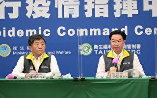 台湾仍未获邀出席WHA 陈时中与吴钊燮表达严正抗议