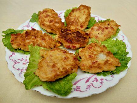 马铃薯泥煎饼有独特的风味,可做为日常的点心食用。