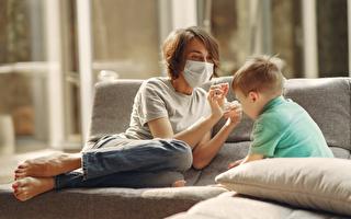 5歲兒染疫燒42度:「我會死嗎?」媽媽心碎!