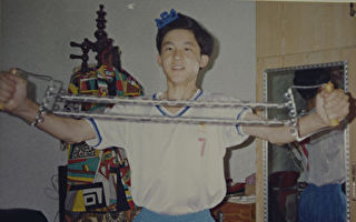 16歲時的機遇 開啟他特殊人生歷程