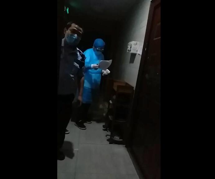 公民記者進京 重慶當局假借「隔離」維穩