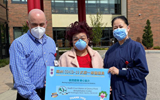全美亞裔婦女會愛心抗疫籌款大行動