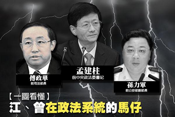 周曉輝:中央政法委系統整風 中南海困境難解
