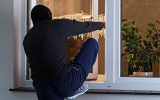 悉尼房主公布歹徒撬门锁视频  促居民警惕