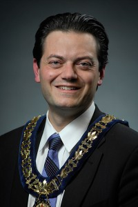 安省巴里市(Barrie)市長傑夫·雷曼(Jeff Lehman)