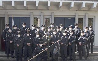 旧金山欲推立法 警察徒步巡逻须规范