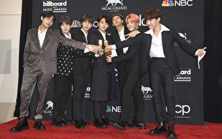 BTS正规四辑获英国唱片业协会银唱片认证