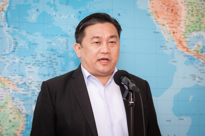 台立委提案:舉中共五星旗宣傳最高罰5萬元