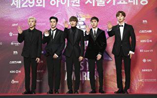NU'EST新作获Gaon四冠 ARON生日夺冠谢粉丝
