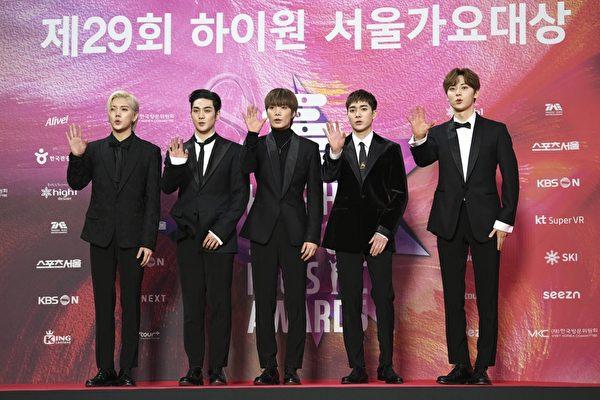 NU'EST新作獲Gaon四冠 ARON生日奪冠謝粉絲