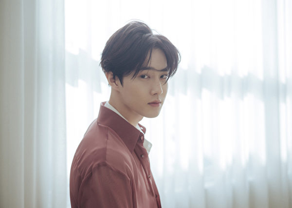SUHO of EXO